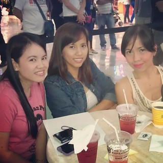 With Bec and Rovie  at the event