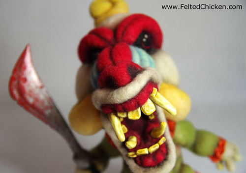 Killer Baboon Clown 6