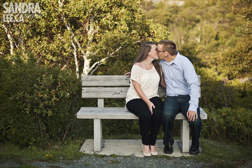 Adam + Crystal | Geopark Newfoundland Engagement