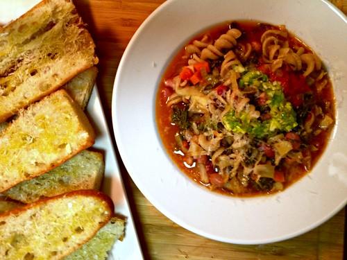 Dinner: January 6, 2013