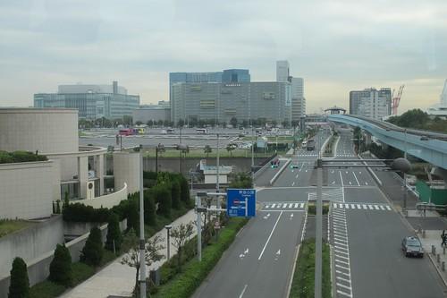 Tokyo,quartier d'Odaiba