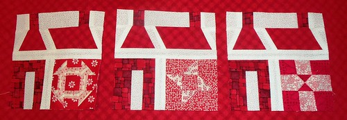 Layton Quilt Guild House blocks... by ruthiequilts