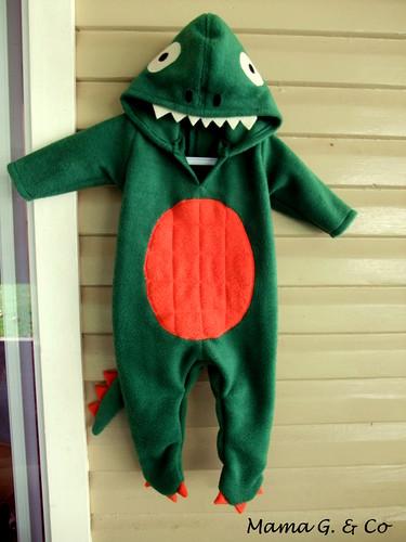 Dinosaur Costume (3)