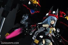 Armor Girls Project Laura Bodewig Schwarzer Regen Infinite Stratos Unboxing Review (76)