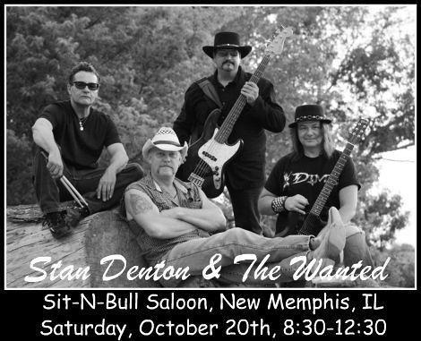 Stan Denton 10-20-12