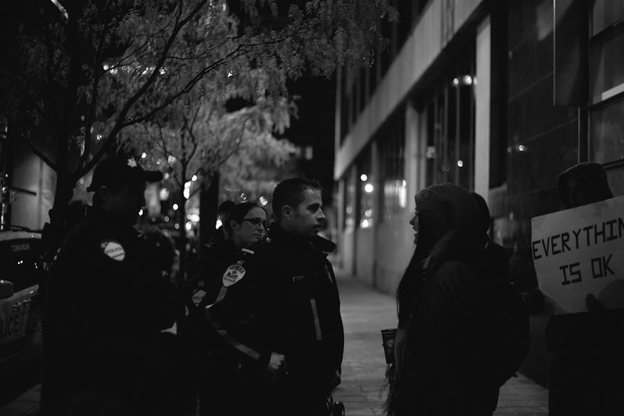 #manifencours #sspvm #cops #occupy 20/10/12 [Photos Thien V]