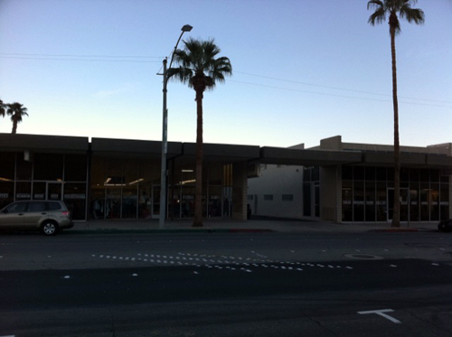 Palm Springs thrifting