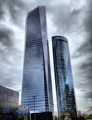 Las Dos Torres HDR.