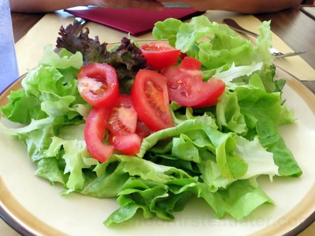 insalata misto €4