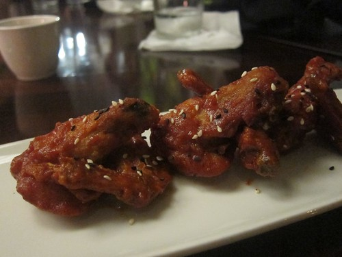 PF Chang's dragon wings