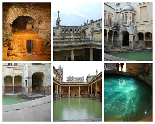 the roman baths