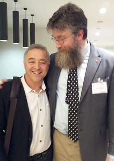 Frank Cottrell Boyce and Philip Ardagh