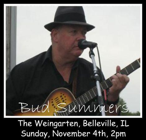 Bud Summers 11-4-12