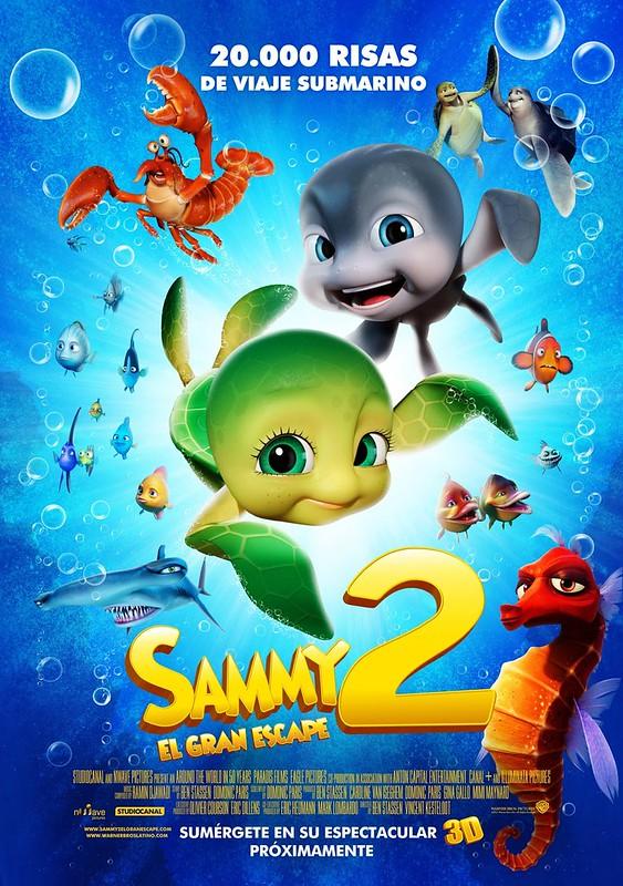 Las-aventuras-de-Sammy-2-2012