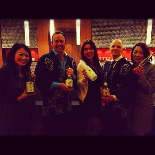 sake education council's canadian advanced sake specialists by tangerinee