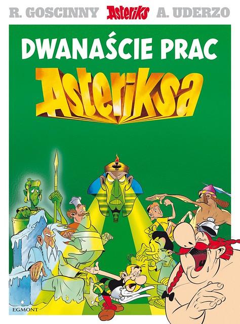 Asteriks: 12 prac Asteriksa