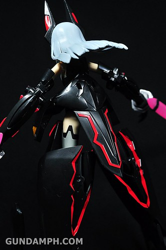 Armor Girls Project Laura Bodewig Schwarzer Regen Infinite Stratos Unboxing Review (61)