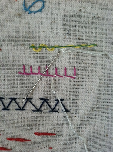whipped blanket stitch 2