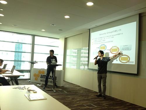 AWS x WordPress Handson in Singapore