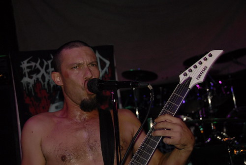 Bud Burke of Exhumed