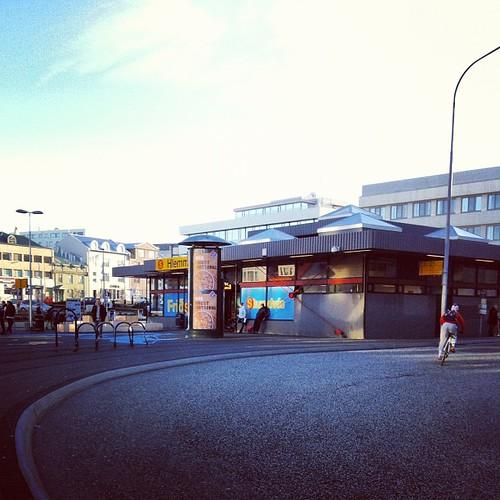 #hlemmur #bus #busstop #reykjavik #iceland