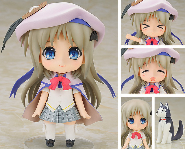 Nendoroid Noumi Kudryavka: Summer Uniform version