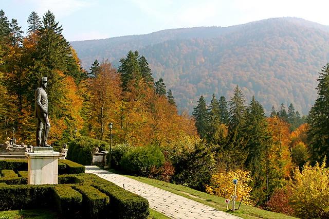 Carpathians at Peles