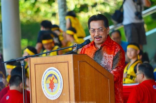 Ketua Menteri Sabah