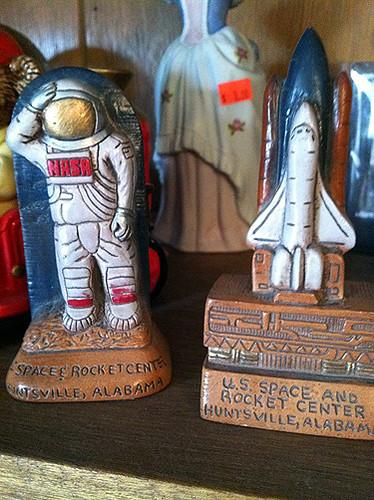 Space souvenirs