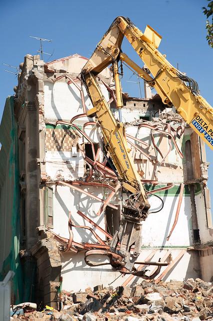 Demolicion edificio ferroviarios junto PIAC_9