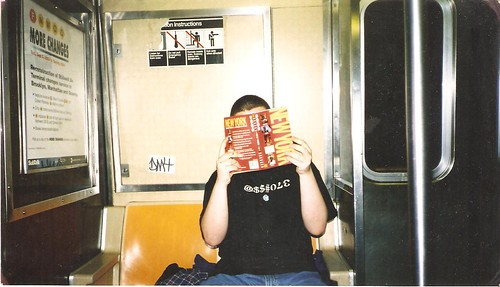 new york subway 2002