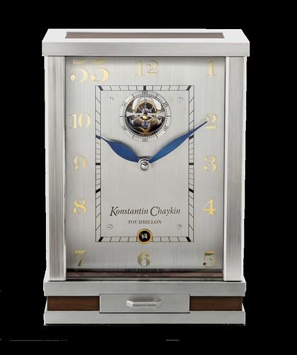 Clock - Tourbillon 55