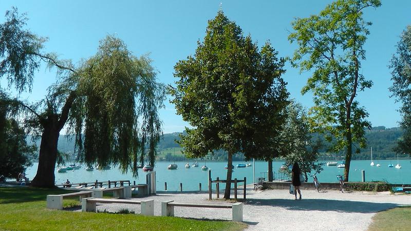 Greifensee, Swiss