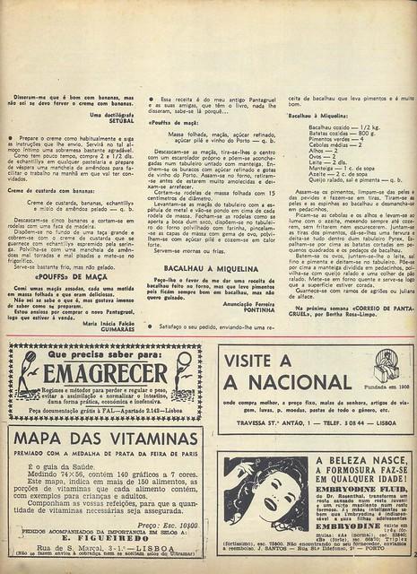 Modas e Bordados, Nº 2998, Julho 23 1969 - 28 by Gatochy