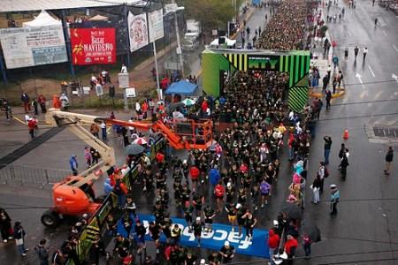 Nike We Run Monterrey 2012