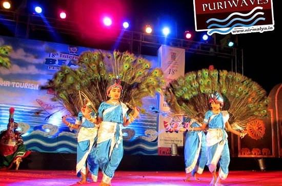 Puri 18th Beach Festival