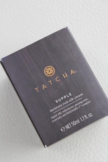 Tatcha Supple Moisture Rich Silk Cream review