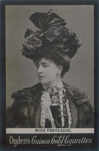 May Fortescue.