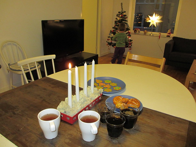 Första advent 2012