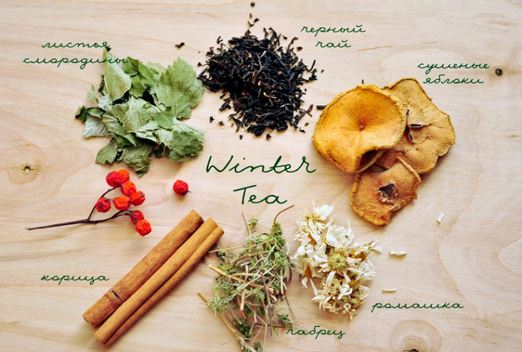 вкусный зимний чай by twenty-fingers via sunniest.ru