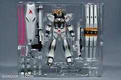 Robot Damashii Nu Gundam & Full Extension Set Review (6)
