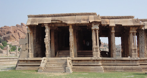 Structure in the Vittala temple