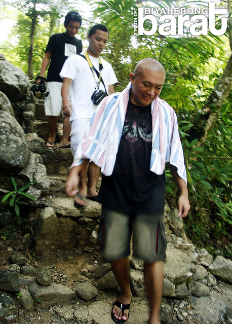 Hiking to Balagbag Falls real quezon