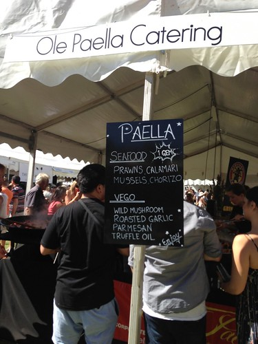 Ole Paella Catering - Gourmet Village