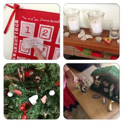 Christmas preparation has begun. #adventcalendar #day1