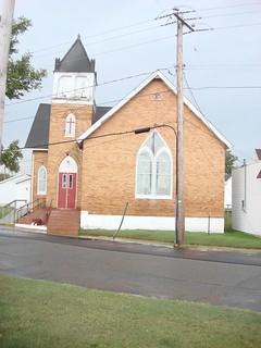 Shiloh United Methodist Church, Crisfield: 2012