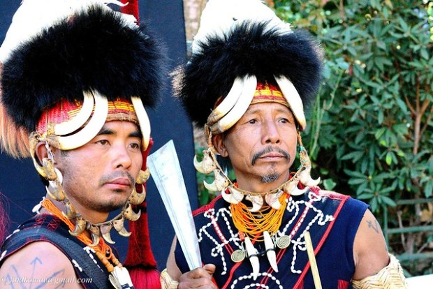 Yimchungru Tribe