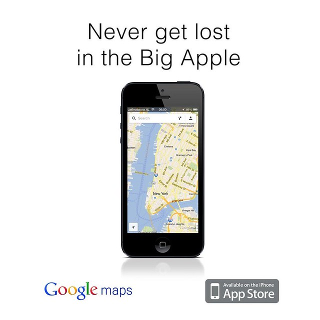 Google Maps weer beschikbaar voor iOS