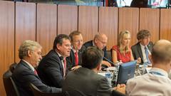 Maroš Šefčovič delivered an address to the ESA Council