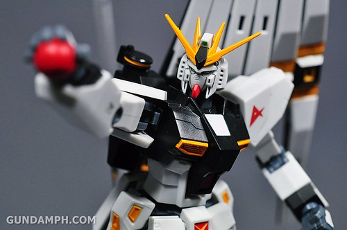 Robot Damashii Nu Gundam & Full Extension Set Review (77)